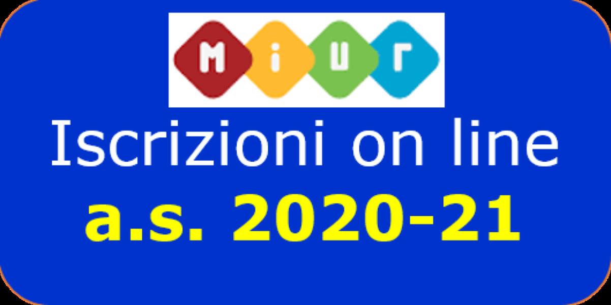 SPECIALE ISCRIZIONI A.S. 2019/20120